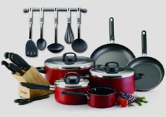 Up to 60% discount on Kitchen, Cookware & Serveware